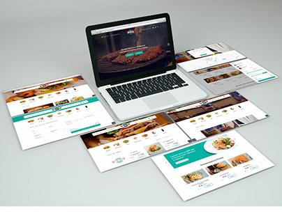 WEBSITE: BBQ restaurant