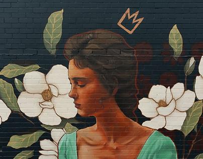 Mural / Crown Hotel