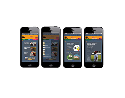 Diseño de pag web para dispositivo móvil