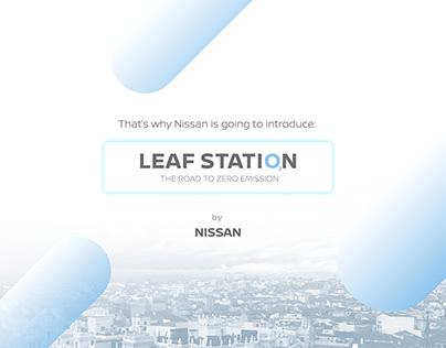 Leaf Station by Nissan
