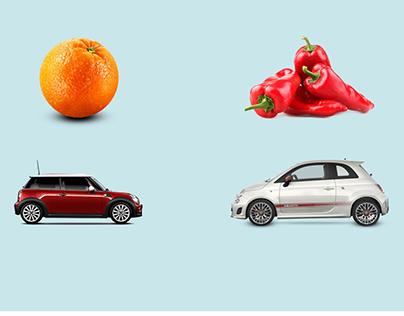 Fiat Advertising Spec