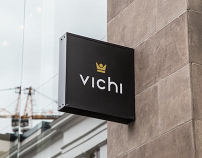 VICHI Kids Wear - Brand Identity