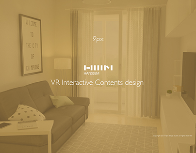 VR Interactive Contents design