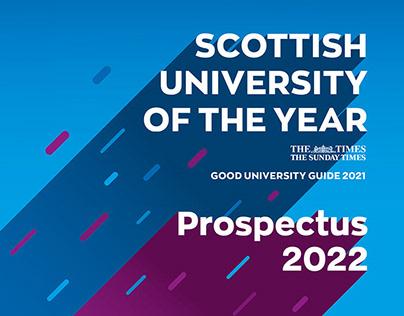 Robert Gordon University: Prospectus 2022