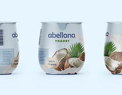 Abellana - Plant Based Brand Identity
