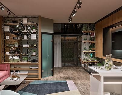 Interior Design project , Yerevan Armenia