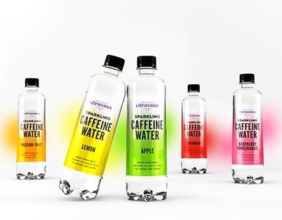 Sparkling Caffeine Water
