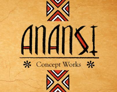Anansi Concept Book