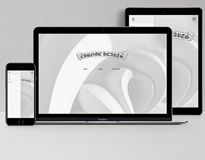 Chrome Hearts Website