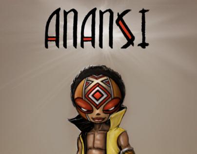 Anansi - Character Design