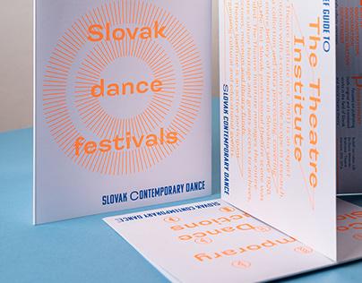 Slovak Contemporary Dance
