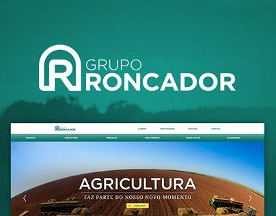 Grupo Roncador Website