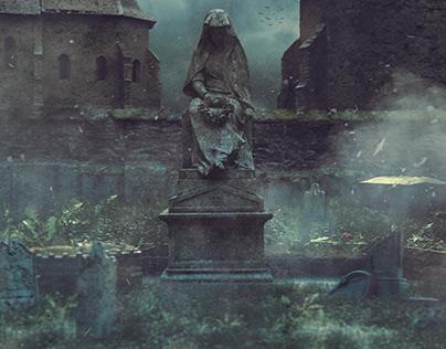 Cemetery Adobe Dimension Project