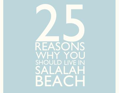 25 reasons to move to Salalah Beach