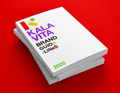 KALAVITA - Brand Identity