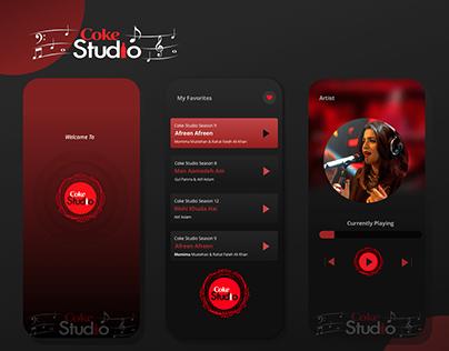 Coke Studio App