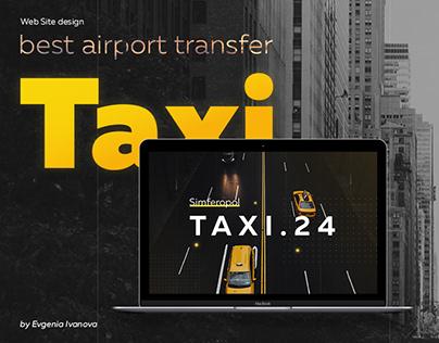 TAXI 24 | Web site