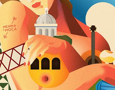 SOFAR SOUNDS Lisbon | Poster