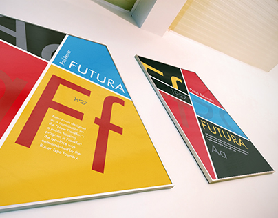 Type Study - Futura Poster