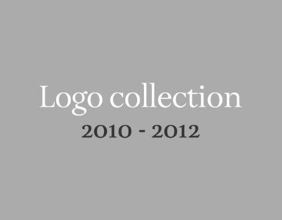 Logo collection 2010 - 2012