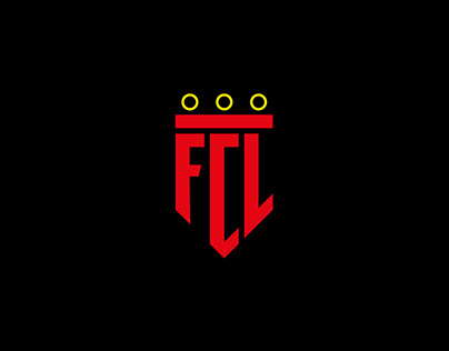 FCL // Football Club CI Design