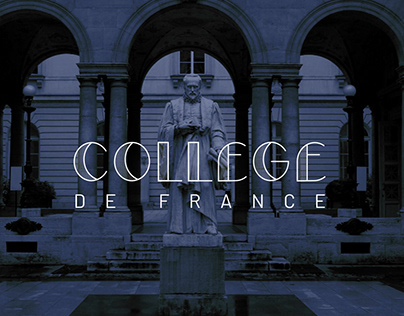 Collège de France - FONT