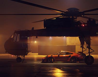 Porsche - GT2RS