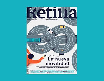 RETINA ELPAÍS #32 November 2020 - Art Direction