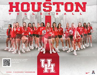 University of Houston Volleyball