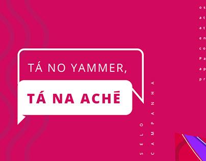 ACHÉ / Campanha
