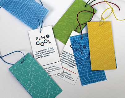 Play It Cool: Industry Sponsored Brand Identity System