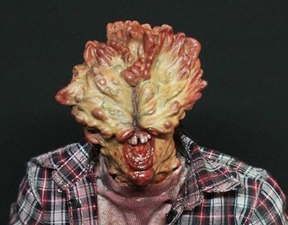 1/6 Clicker Heads Painting