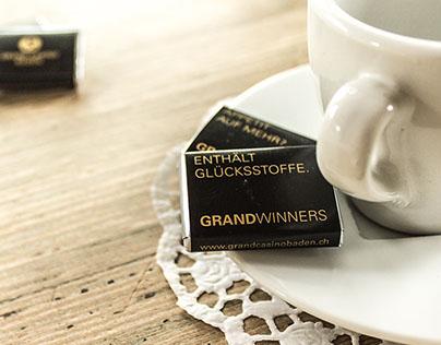 Grand Casino Baden – communication design