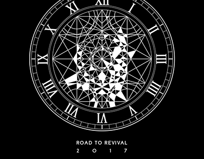 Road to Revival T-shirt design