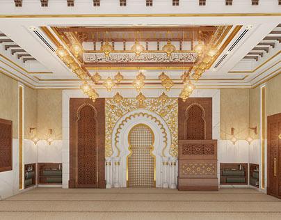Masjid Interior