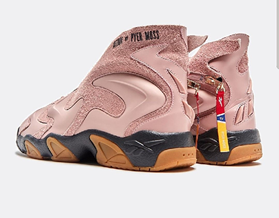 Reebok by Pyer Moss Experiment 3 Mauve