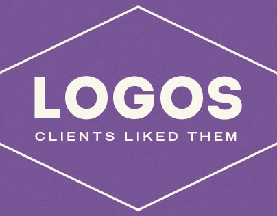 Logos: Clients Liked Them