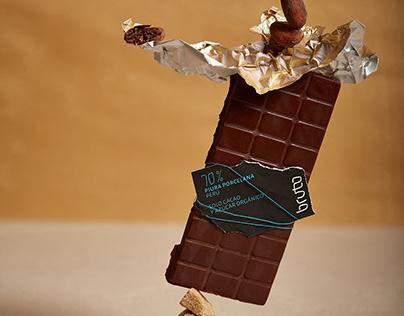 BRUTO / organic chocolate