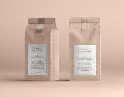 Bean&Coffee Workshop | Branding concept