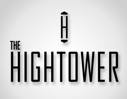 High Tower Restaurant logo concepts