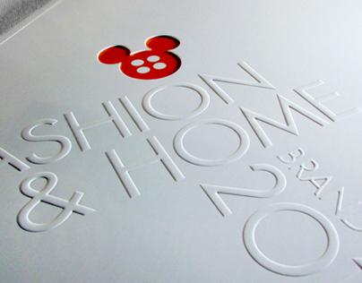 Disney Fashion & Home Brand Book 2010