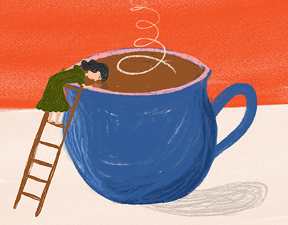 Reflect with a Cup of Tea