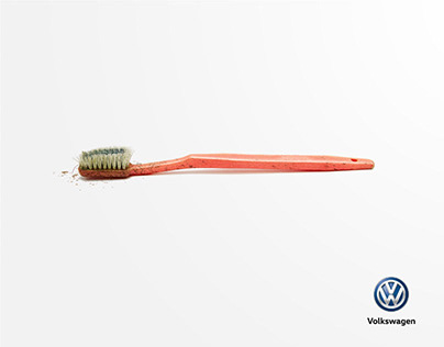 Volkswagen - Take Care of Your Car Print Ad Campaign