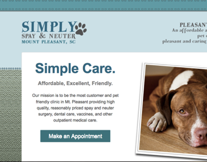 Simply Spay & Neuter of Mount Pleasant