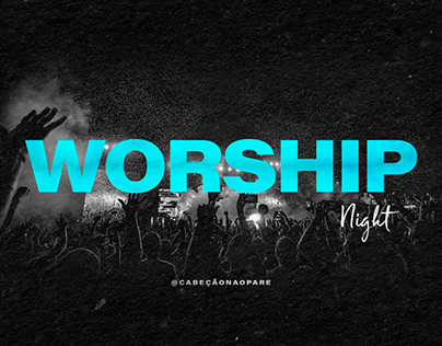 Social Media   Worship Night