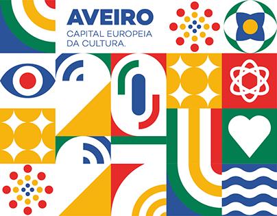EUROPEAN CAPITAL OF CULTURE - AVEIRO 2027