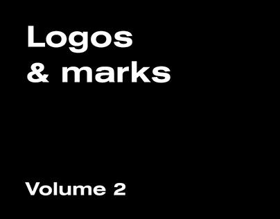 Logos & marks. Volume 2
