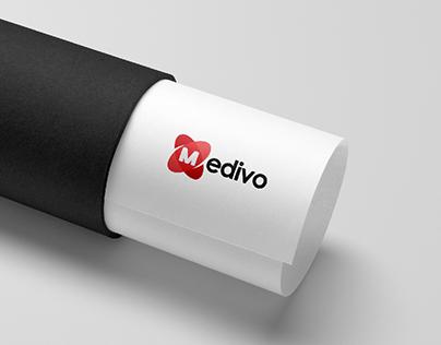 Medivo - logo design