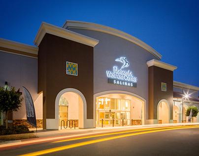 Salinas Wellness Center / Signage & Graphics