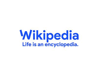 Wikipedia Rebranding